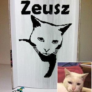 """Állatportré, Művészet, Más művészeti ág, Az """"Állatportré"""" egyedi tervezésű könyvszobor. Kis kedvencedről Te is kérhetsz hasonló portrét, vagy..., Meska"""