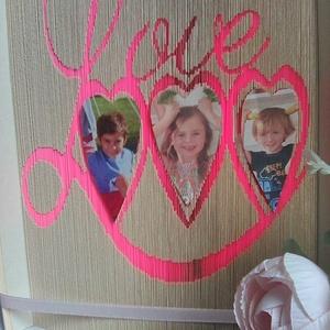 """""""Love"""" felirat , Művészet, Más művészeti ág, A""""Love"""" egyedi tervezésű könyvszobor. Kiváló és időtálló ajándék Édesanyádnak, Nagymamádnak, bármily..., Meska"""