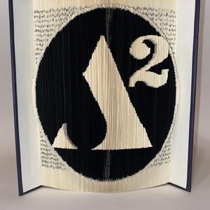 """Logo 2, Művészet, Más művészeti ág, A""""Logo2"""" egyedi tervezésű könyvszobor, amely vállalkozásod, céged időtálló és ötletes bemutatására s..., Meska"""
