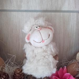 TAVASZI bárányos ajtódísz, kopogtató (agiviragi) - Meska.hu