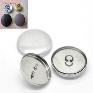 Bevonható, behúzható gomb 36 12db/cs - gomb - fém gomb - Meska.hu