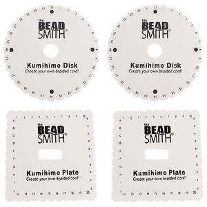 Kumihimo fonótábla Beadsmith  1 db - Meska.hu