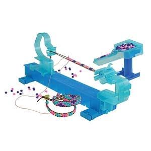 Loom szövő szett Beadsmith, Szerszámok, eszközök, Szövés, Wrapit\nKarkötőkészítő szett\nAlkalmas gyöngykarkötő készítésére egy új technika szerint.\nEzen kívűl o..., Meska