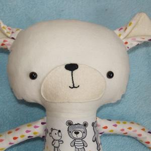 Jegesmaci, medve, textil maci (agotamama) - Meska.hu