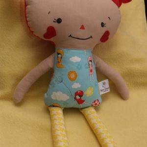 Raggedy Ann baba, Rongybaba Panni, Játék & Gyerek, Baba, Baba & babaház, Raggedy Ann baba, a klasszikus amerikai Raggedy Ann doll (magyarul hívhatjuk Rongybaba Panninak is) ..., Meska