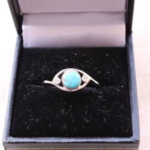 Gyűrű aranyból vagy ezüstből, kövekkel, Ékszer, Szoliter gyűrű, Gyűrű, Ékszerkészítés, Ötvös, Meska