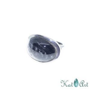 Ezüst gyűrű, Ékszer, Gyűrű, Ékszerkészítés, Ötvös, Mérete 58-as., Meska
