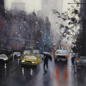 Eső (aKrisztArt) - Meska.hu