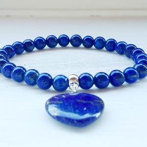 Gyönyőrű lápis lazuli (akucsmoni) - Meska.hu