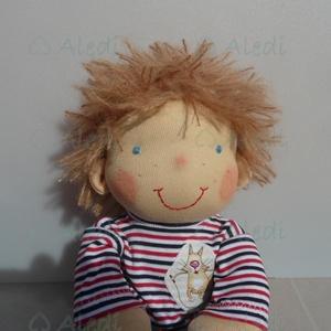 Hunorka- Waldorf jellegű fiú baba (Aledi) - Meska.hu