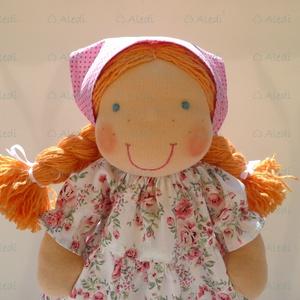 Rózsa baba (Aledi) - Meska.hu