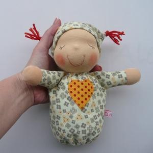 Mini alvó bébi- beige (Aledi) - Meska.hu