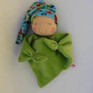 Rongyi Waldorf baba- mintás (Aledi) - Meska.hu