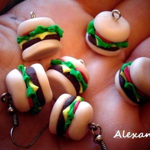 Burger - füli  (Alexandria) - Meska.hu