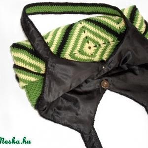 Horgolt táska kis plusszal (AlkoTaskaim) - Meska.hu