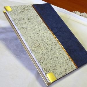 napló, jegyzetfüzet /életfás/ - otthon & lakás - papír írószer - jegyzetfüzet & napló - Meska.hu