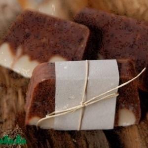 Csipkebogyós szappan kecsketejjel és shea vajjal (alomkucko) - Meska.hu