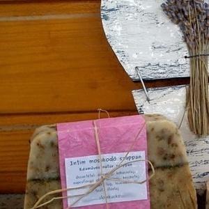 Női intim mosakodó szappan kecsketej savóval és joghurttal  (alomkucko) - Meska.hu