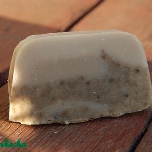 Joghurt-kubeba szappan szőlőmag olajjal és kecsketejjel (alomkucko) - Meska.hu