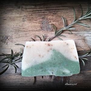 Rozmaringos hajmosó szappan (alomkucko) - Meska.hu