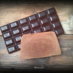 Csokis-fahéjas szappan kakaóvajjal, Szappan, Szappan & Fürdés, Szépségápolás, Szappankészítés, Összetétele: olívaolaj, kókusz vaj,  kakaóvaj, lúg, víz, kakaó, illóolaj\n\nNormál és száraz bőrre\n\nSú..., Meska