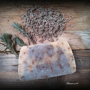 Levendulás kecsketejes szappan (alomkucko) - Meska.hu