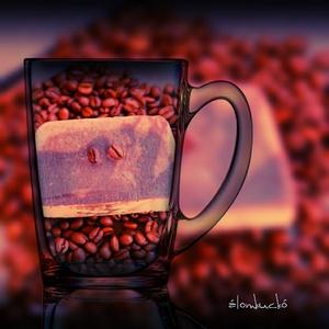 Kávészappan kecsketejjel (alomkucko) - Meska.hu