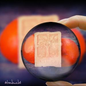 Narancs - fahéj szappan zabtejjel és szőlőmag olajjal (alomkucko) - Meska.hu