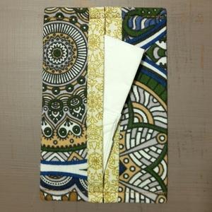 Papírzsebkendő tartó - mandalát kedvelőknek, Táska & Tok, Pénztárca & Más tok, Zsebkendőtartó, Varrás, Tavaszi kiárusítás!\n\nLegyen a te táskádban is egy ilyen apróság.\n\nNáthás időszakban a textil zsebken..., Meska