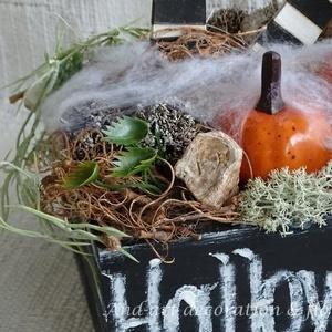 Halloween buli lesz... (Andartdecoration) - Meska.hu