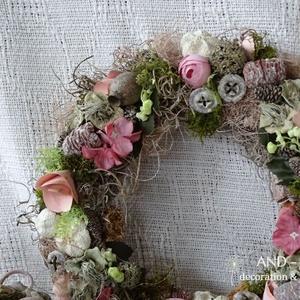 Roses kollekció.Nyári dekoráció szettben. (Andartdecoration) - Meska.hu