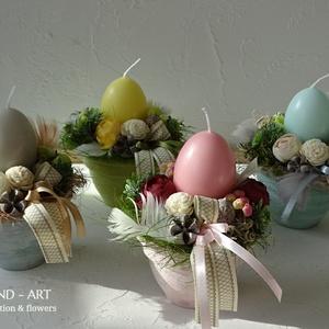 Húsvéti dekoráció-tojással. (Andartdecoration) - Meska.hu