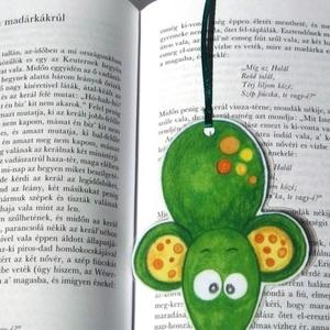 Kisegér könyvjelző (andidea) - Meska.hu