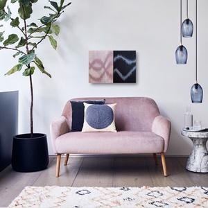 Metál fényű absztrakt falikép , Otthon & lakás, Dekoráció, Kép, Képzőművészet, Festmény, Akril, Lakberendezés, Falikép, Festészet, Egyszerre modern és elegáns. Leginkább modern stílusú lakások nappalijában, irodában vagy dolgozószo..., Meska
