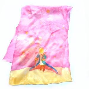 Kis Herceg selyemsál rózsaszínben (Andrea85) - Meska.hu