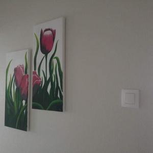 Tulipánok (Andyjrainbow) - Meska.hu