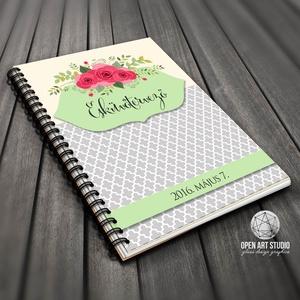 Esküvőtervező notesz - letölthető PDF (AngelEve) - Meska.hu