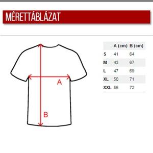 Nyomtatott mintás póló: Róka és pinty (piros - RED) (AngelEve) - Meska.hu