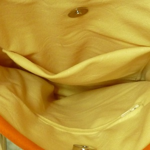 Bagoly, baglyos táska - sárga (angyalifeny) - Meska.hu