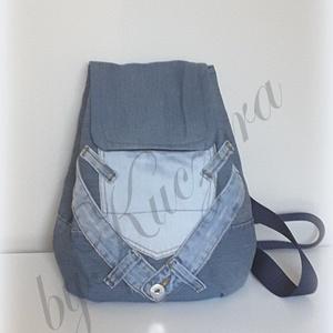 Farmer hátizsák, 3 az 1-ben táska: hátitáska, hátizsák, válltáska, oldaltáska (byKuczora) - Meska.hu