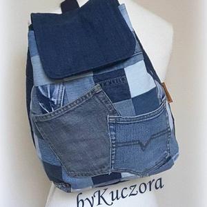 Farmer hátizsák, 3 az 1-ben táska: hátitáska, hátizsák, válltáska, oldaltáska (angyalifeny) - Meska.hu