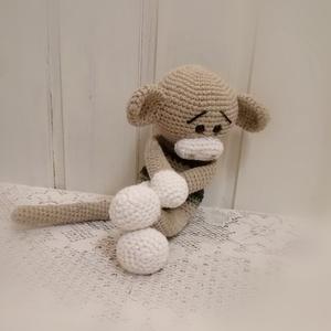 Maki majom , Játék & Gyerek, Plüssállat & Játékfigura, Majom, Maki 20 cm magas nagyfiú. Többféle színben rendelhető. , Meska