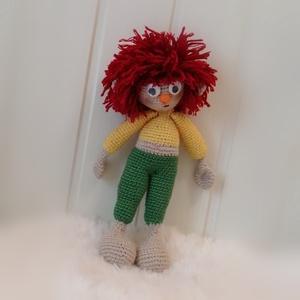 Pumukli , Játék & Gyerek, Plüssállat & Játékfigura, Ő egy izgága, rosszcsont kis kobold, aki mindig valami csínytevésen töri a fejét... 25 cm magas. ..., Meska