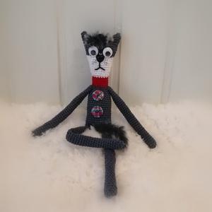 CICA BeliCat, Játék & Gyerek, Plüssállat & Játékfigura, Cica, Belicat a saját márkám. Ő egy macskafiú, aki 35 cm magas, sovány testalkatú. :-) , Meska