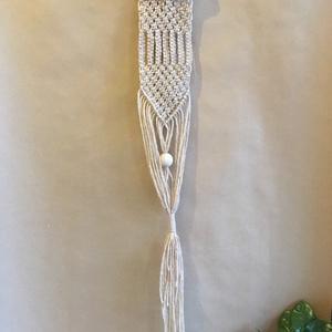 Makramé fali dekoráció (anifactory) - Meska.hu