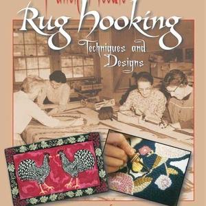Amy Oxford: Punch needle Rug hooking - Techniques and designs, Könyv, újság, Új könyv, Hímzés, Mindenmás, Angol nyelvű könyv - Amy Oxfordtól, az Oxford punch needle feltalálójától.\n\nTanulj meg Te is gyönyör..., Meska