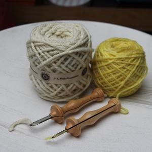 Oxford punch needle normal (AnnaKamadar) - Meska.hu