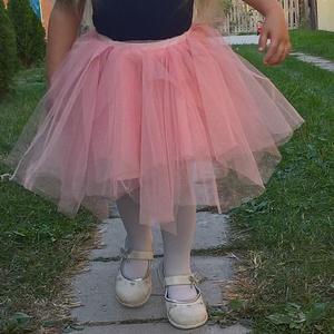 tüll szoknya, Ruha & Divat, Babaruha & Gyerekruha, Keresztelő ruha, Varrás, Tüllszoknya kislányoknak többféle színben kérhető., Meska