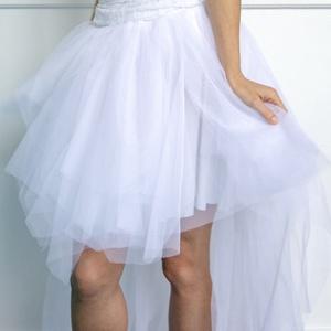Fehér tüllszoknya, Táska, Divat & Szépség, Női ruha, Ruha, divat, Szoknya, Varrás, Fehér tüllszoknya többféle színben és méretben rendelhető., Meska