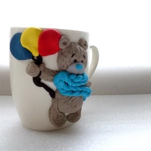Medve bögre (Anre11) - Meska.hu